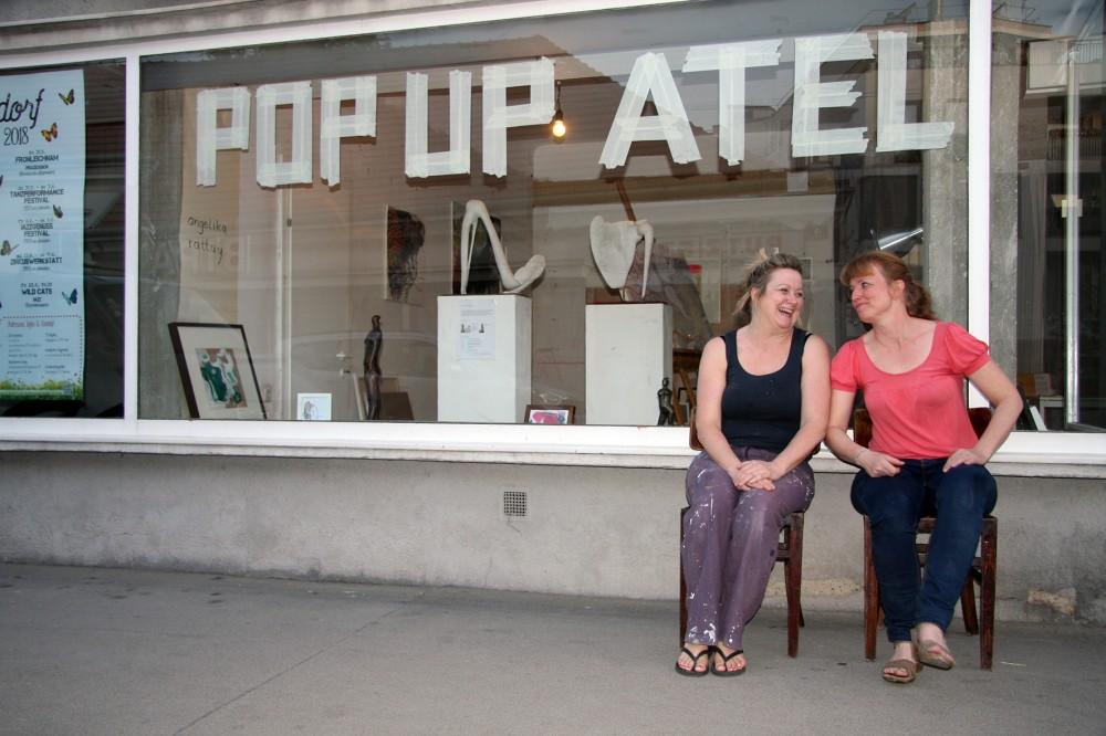 Pop Up Atelier